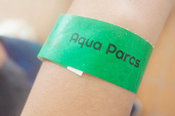 Aqua Parcs features on Ginger Mum Style