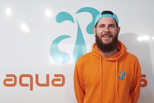 Meet the team: Kieron Murty, Aqua Parcs Co-founder